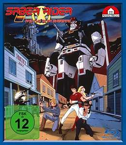 Saber Rider and the Star Sheriffs - Box Vol. 1 [Blu-ray] 19,97 € bei Amazon