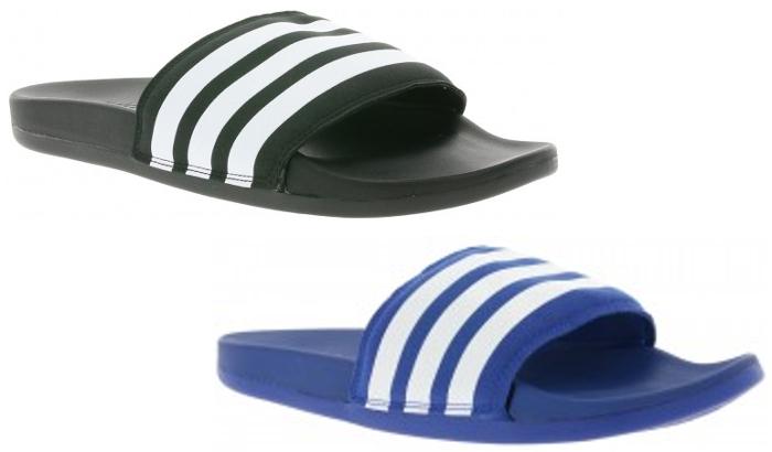[@outlet46] Adidas Adilette in schwarz oder blau für 15,99€ inkl. Versand
