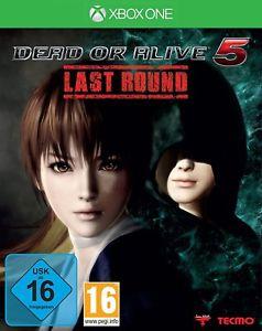 Dead or Alive 5 Last Round [Xbox One] für 12,95€ inkl. Versand (eBay)