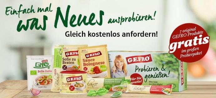 Gefro Produkte Mal wieder :)
