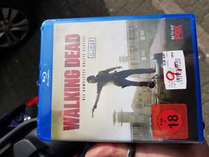 [Lokal Wuppertal] The Walking Dead Staffel 3 Uncut - Media Markt