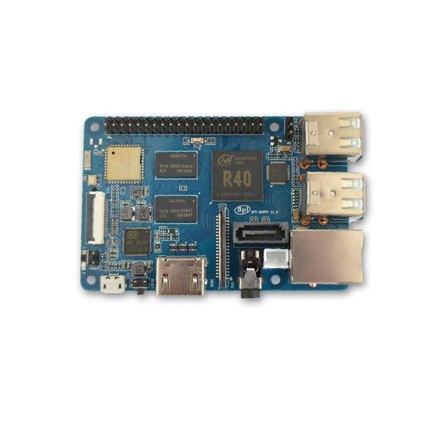 Banana Pi M2 Berry für 37,04 € + Versand bei ARM Board mit Code