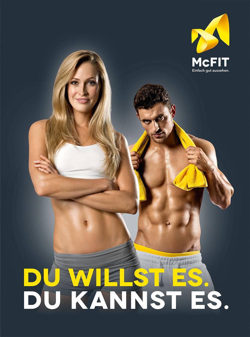 McFit - 20 Monate - halber Preis [Groupon]