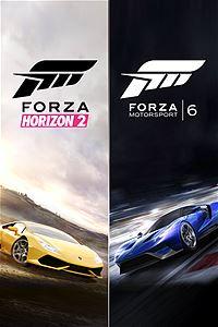 Forza Motorsport 6 + Forza Horizon 2 für 33€ u.a. Angebote [Gold] [Xbox]