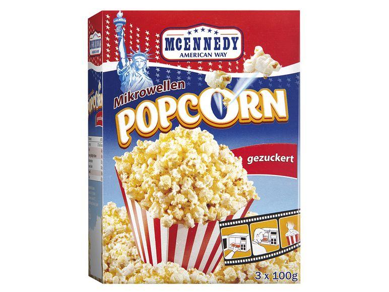 [Lidl] ab Donnerstag Mikrowellen Popcorn