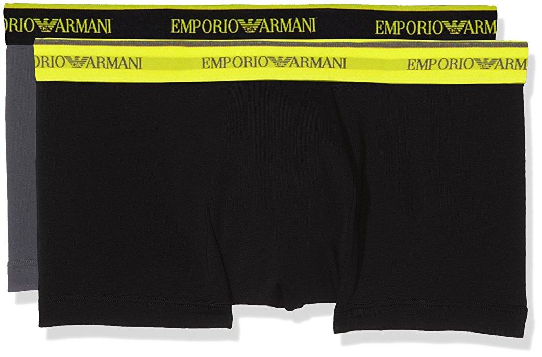 Emporio Armani Retro Boxershorts 2 Stück Größe L