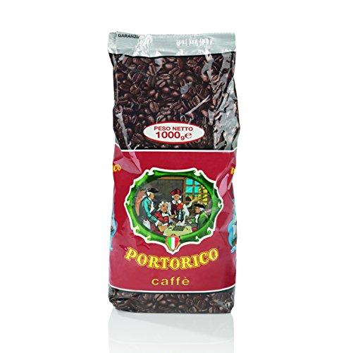"""Espresso Italiano """"Portorico Caffè"""" für  €5,99/kg !"""