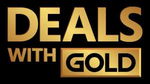 Xbox One/Xbox 360 – Deals with Gold – 01. August bis 07. August 2017