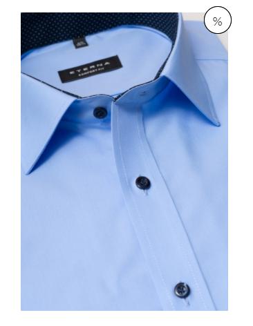ETERNA: 2 Kurzarm Hemden zusammen nur 60€ statt 99,90€