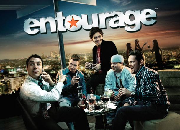 Entourage - Die komplette Serie (21 DVDs) für 29,97€ (Amazon)