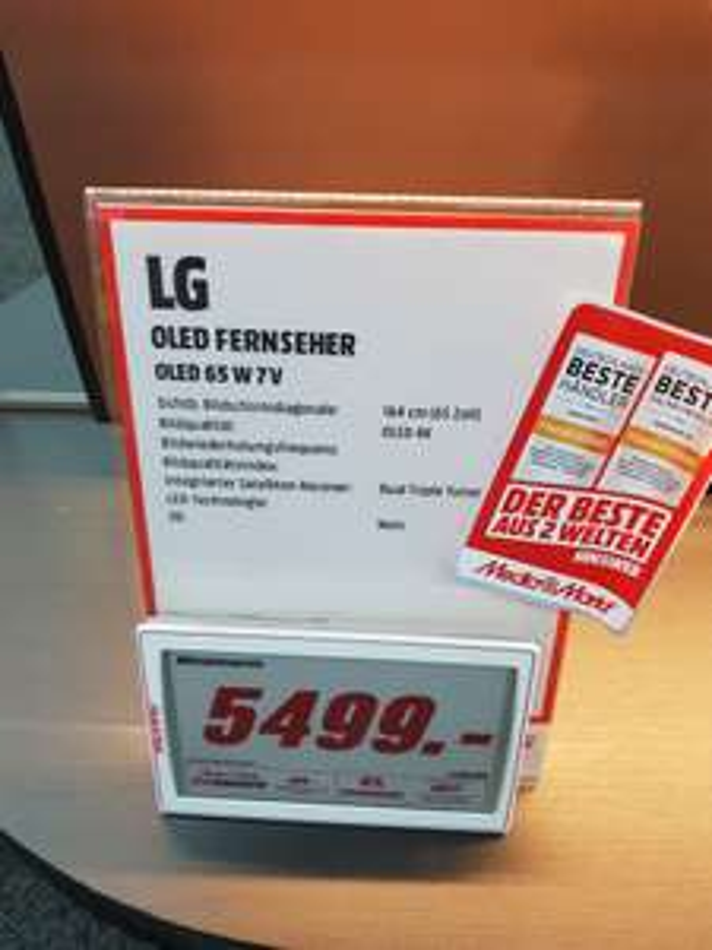 LG Wallpaper W 7 OLED +++5750€+++