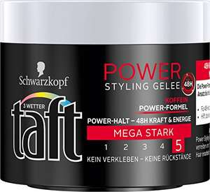 [Amazon | Prime] Drei Wetter Taft Power Styling Gelee, 5er Pack (5 x 150 ml)