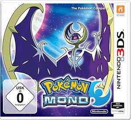 [Amazon exkl. PRIME] Pokemon Mond [3DS]