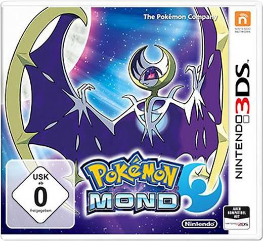 Pokemon Mond (N3DS) für 24,44€ [Conrad]