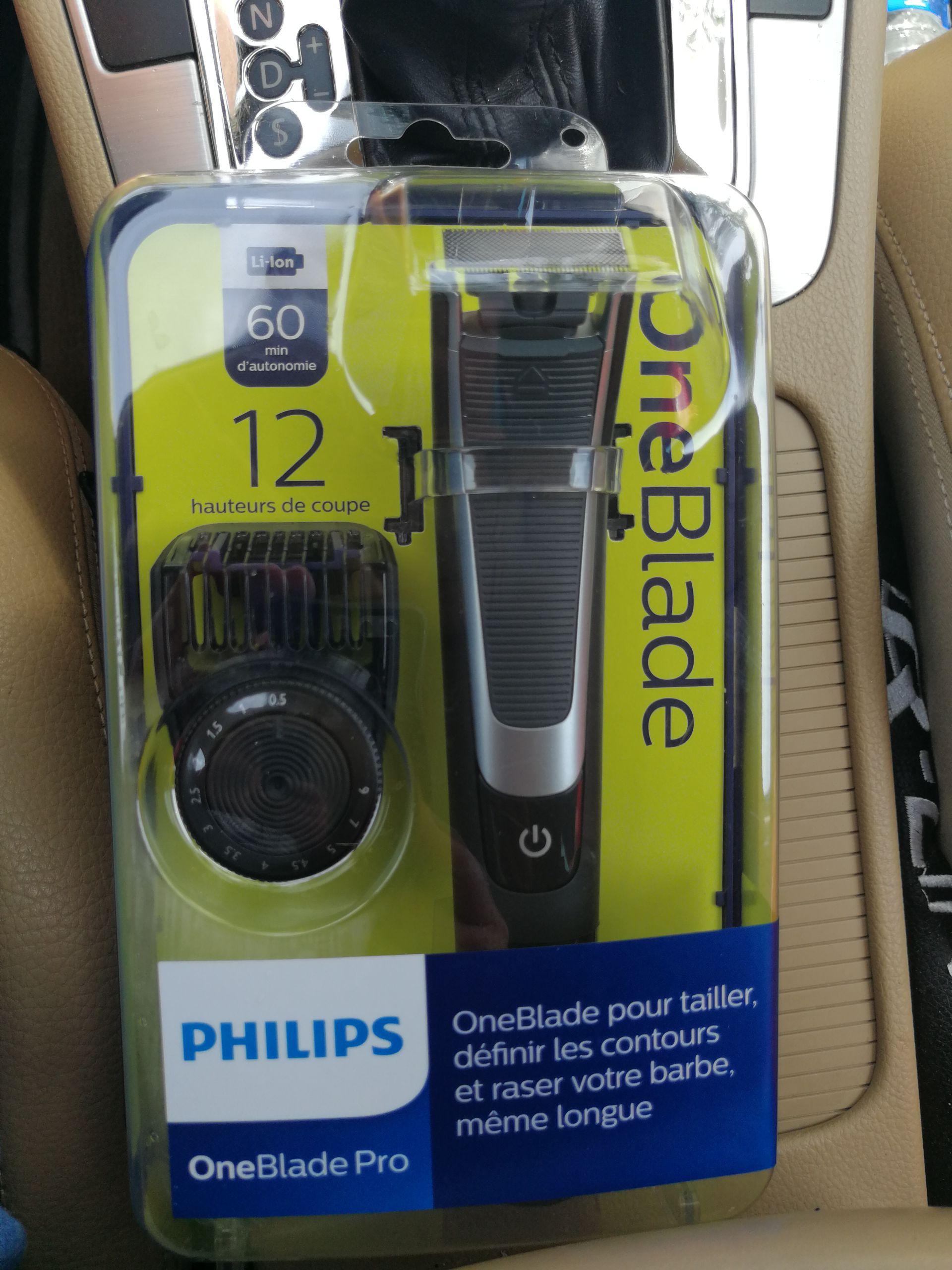 [GEANT Saint Tropez] Philips One Blade Pro für 17,95€