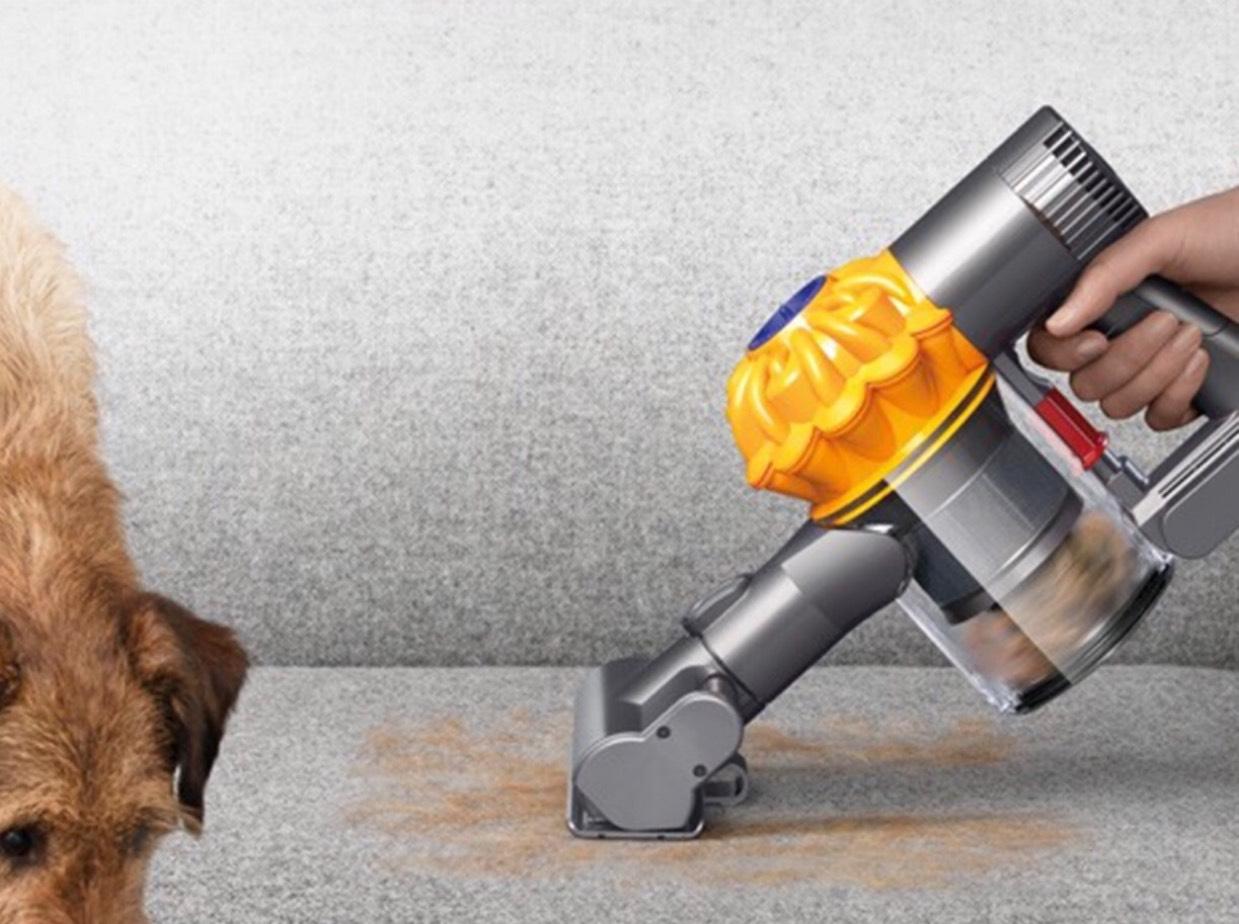 Dyson v6 Top Dog 159€ (für 131,15€ möglich )