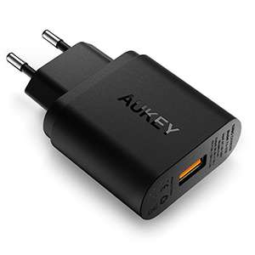 AUKEY Quick Charge 2.0 USB Ladegerät 18W (Amazon-Blitzangebot]