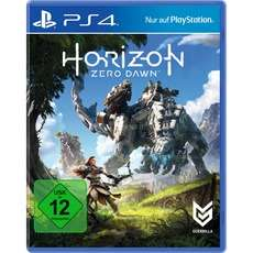 PlayStation 4: Sony Horizon: Zero Dawn (Alternate)