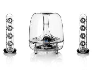 (LOKAL GRAVIS) Harman Kardon SoundSticks III Wireless für 129,90€