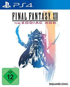 Final Fantasy XII The Zodiac Age -  PS4 [Amazon]