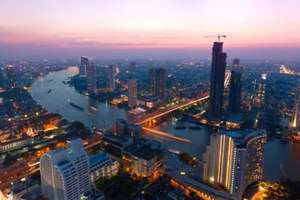 Etihad Airways Special – Bangkok ab 519€ im November