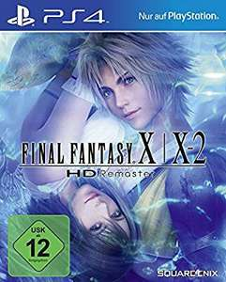 [Amazon Prime] Final Fantasy X / X-2 Remaster PS4