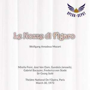 [Opera Depot] Mozarts Le Nozze di Figaro mit Mirella Freni, Gundula Janowitz und José Van Dam als Gratis-Download