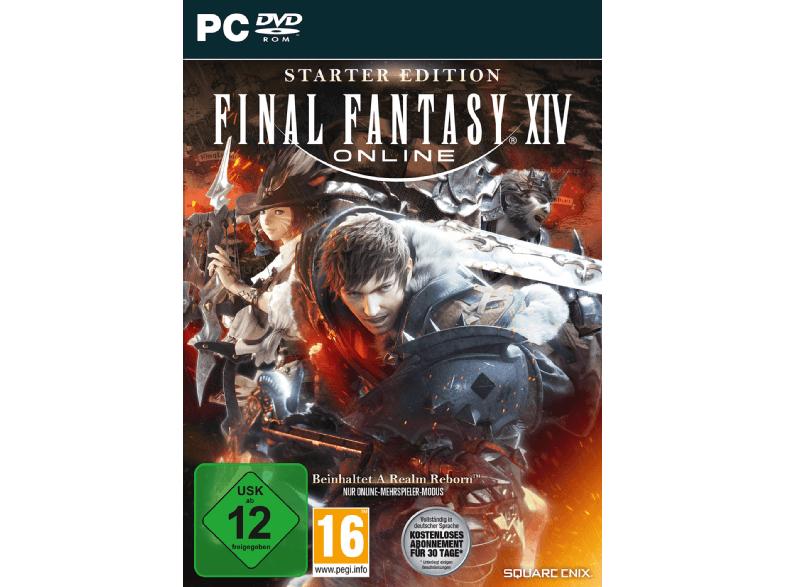 Final Fantasy XIV Starter Edition (PC) für 5€ & Final Fantasy XIV: Stormblood (PS4) für 20€ / Complete Edition (PS4) für 30€ [Saturn]