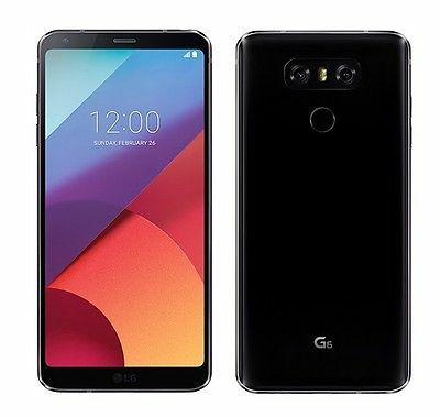 LG G6 H870DS 64GB Dual-Sim