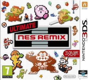 Ultimate NES Remix (3DS) für 17,85€ [Amazon.fr]
