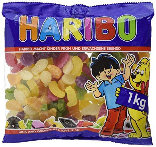 Haribo Tropi Frutti 1 kg für 3,64€ (Amazon Plusprodukt)
