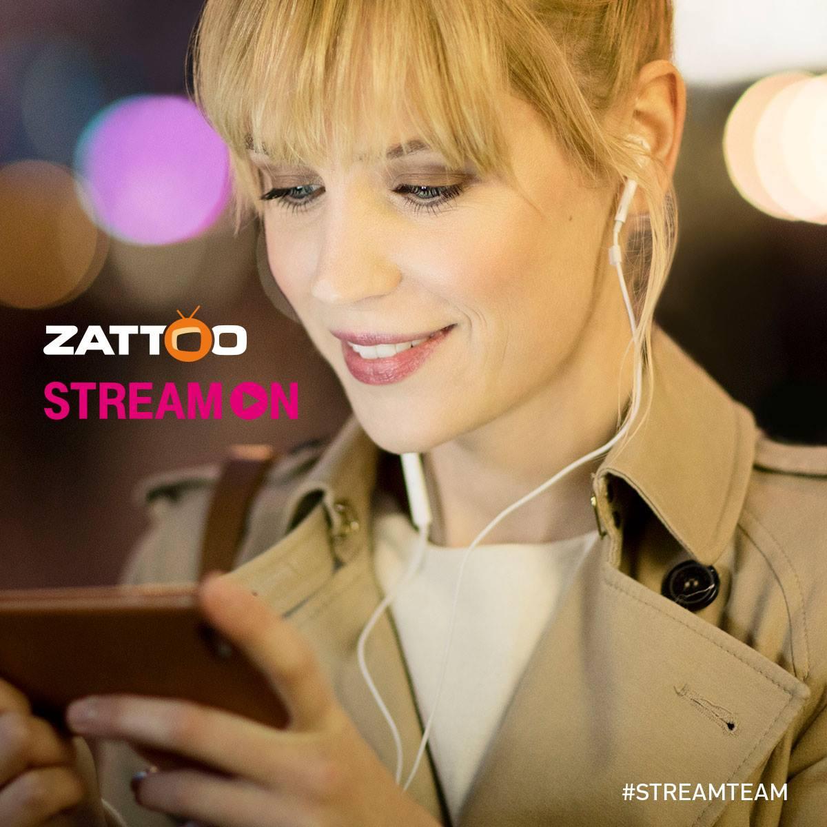 3 Monate Zattoo Premium kostenlos via web.de