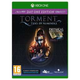Torment: Tides of Numenera - Day 1 Edition xbox one & PS4 [Game.co.uk]