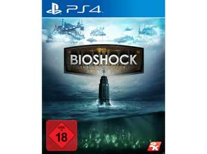 Bioshock - The Collection (PS4 / XBO) & Watch Dogs 2 (PS4 / XBO) für je 19,99€ versandkostenfrei [Saturn + Amazon]