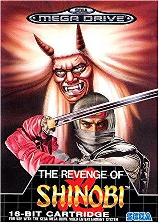 """""""The Revenge of Shinobi"""" jetzt bei [Sega Forever] für [Android] [iOS]"""