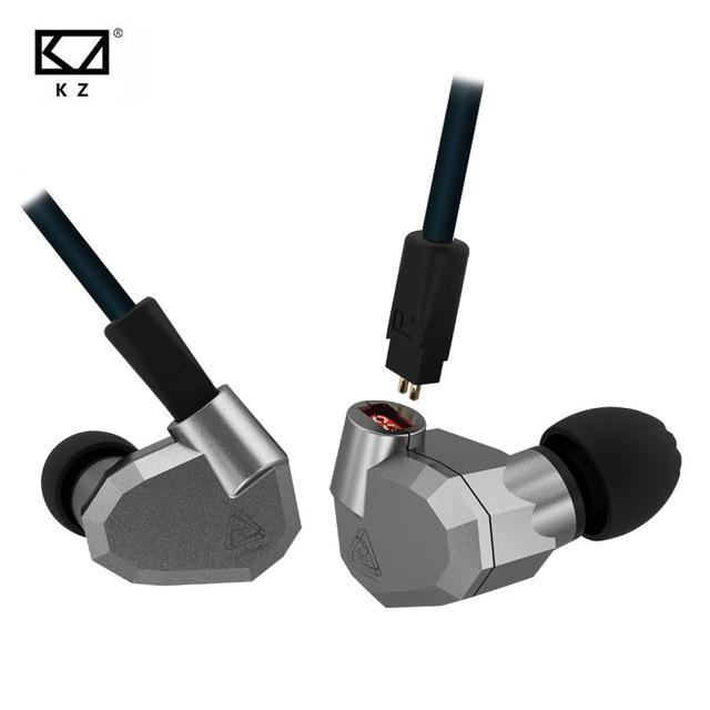 In-Ear Kopfhörer (IEM) Knowledge Zenith (KZ) ZS5 at Gearbest; gehypter Preis-Leistungskracher