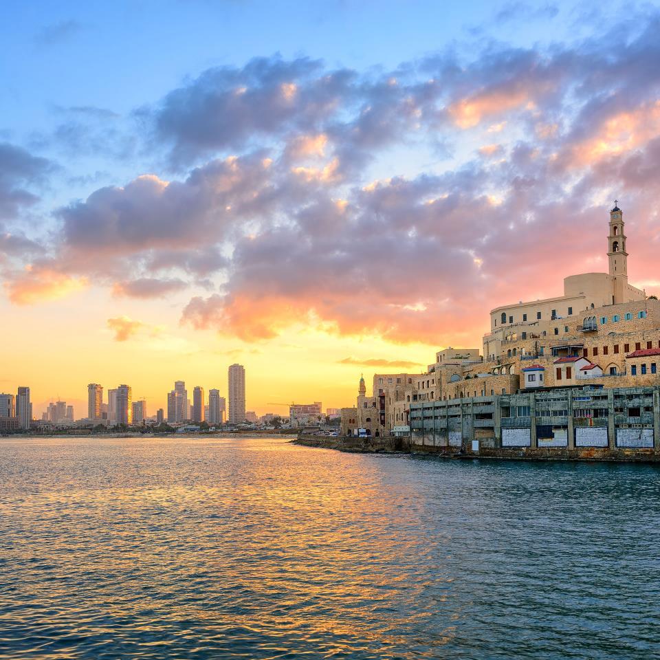 Flüge: Tel Aviv [Januar - Februar] - Direktflüge von Berlin nach Tel Aviv Hin- und Rückflug ab nur 82€