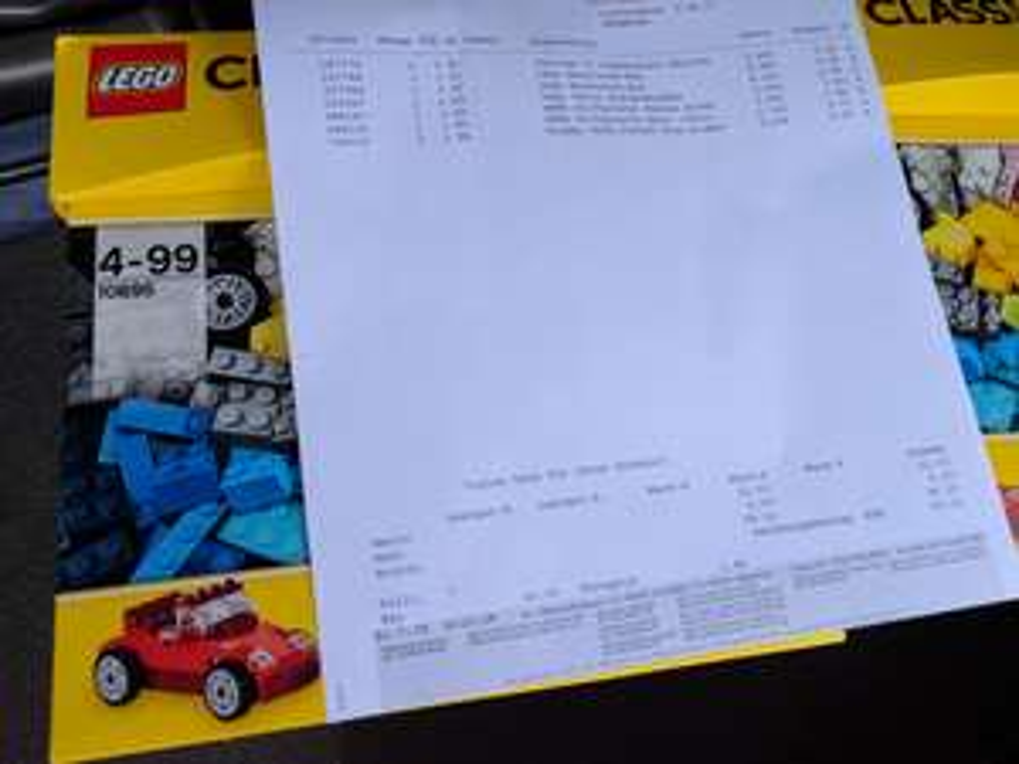 [Lokal Paderborn SB Zentralmarkt] Lego Classic 10695 zum Bestpreis