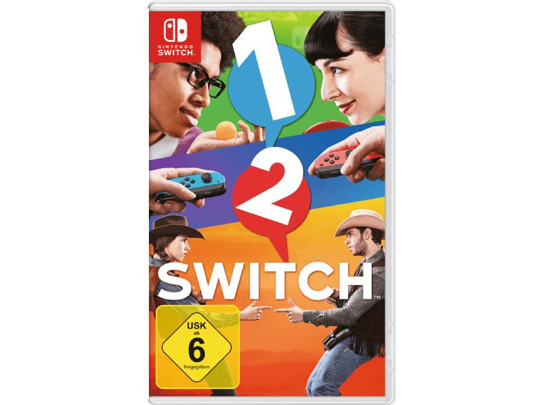 1-2-Switch für die Nintendo Switch Saturn / Amazon