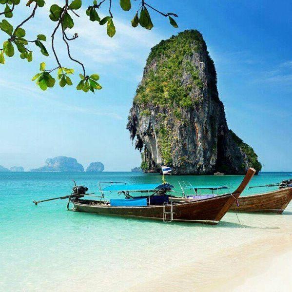 Flüge: Thailand [Oktober - Dezember] - Von München aus Hin- und Rückflug nach Bangkok ab 355€