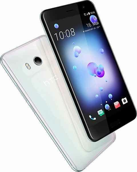 HTC U11 Schwarz o. Silber + Vodafone Allnet mit 1GB für 29€ & 19,99€/Monat