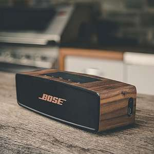 [PRIME/Blitzangebot] Walnuss Echtholzcover für Bose SoundLink Mini II von balolo für 16,90€