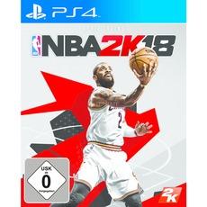 NBA 2K18 für PS4 und Xbox One für 54,90 [Alternate]