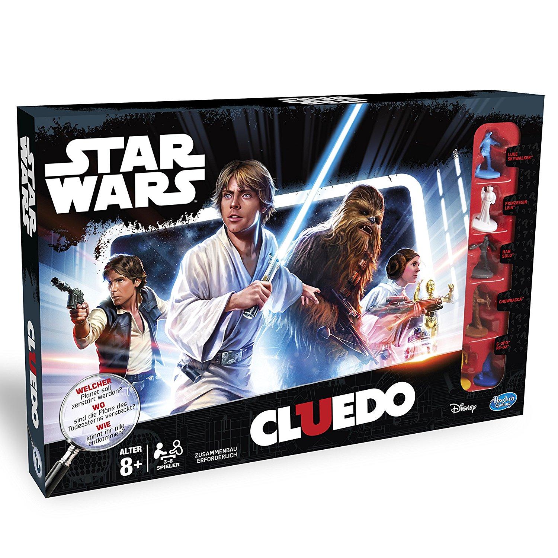 Brettspiel-Sammeldeal bei [Galeria Kaufhof / Amazon] - z.B. Monopoly Classic für 16,99€ & Cluedo: Star Wars für 12,74€