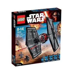 Lego Star Wars 75101 - First Order Special Forces Tie Fighter [Interspar] für 36,90 Euro