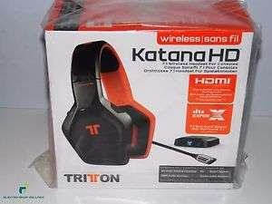 Tritton Katana 7.1 HD Gaming Headset 89,-  statt 117,89,-