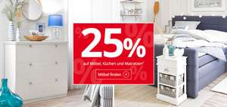 50 % Rabatt auf alle Gartenmöbel bei Möbel Höffner München aus der Ausstellung