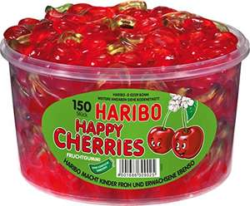 [PRIME] Haribo Happy Cherries 3,6kg für 14,04€