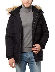 James Tyler Herren Parka Jacke für 26,99€ [Amazon Prime]