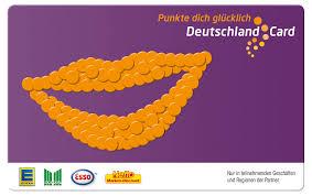 [DeutschlandCard] App 10-fach Punkte bei EDEKA & Marktkauf !!